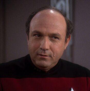 Commander Calvin Hutchinson (2369)