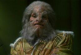 Джанар, зинди-ленивицоид, 2154 год