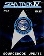 Star Trek IV Sourcebook Update