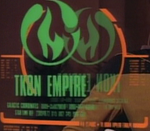 2364, Empire Tkon, bibliothèque informatique de l'Enterprise-D, The Last Outpost