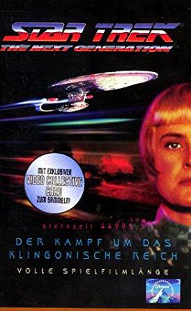 Der Kampf um das klingonische Reich (VHS)