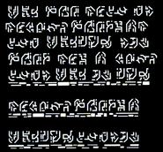 Iconian script