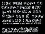 Iconian language