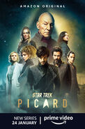Star Trek Picard Season 1 poster 3