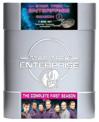Ent Season 1 Dvd Memory Alpha Fandom