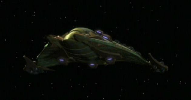 Lokirrim warship