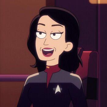 Captain Sonya Gomez (2381)