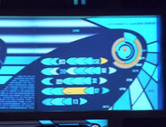 TCARS - Bildschirm