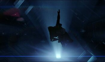 The viceroy plummets to his death