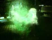 Warp plasma explosion