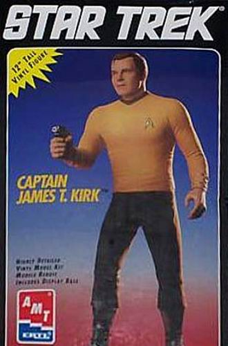 AMT Model kit 8773 Captain James T. Kirk 1994.jpg
