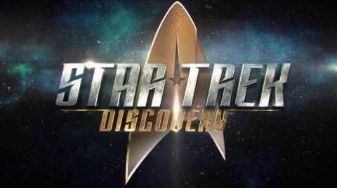 Star Trek Discovery - Teaser Trailer