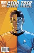 Star Trek Ongoing issue 1 cover B