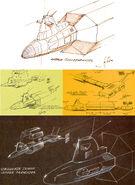 DY-100 design concepts