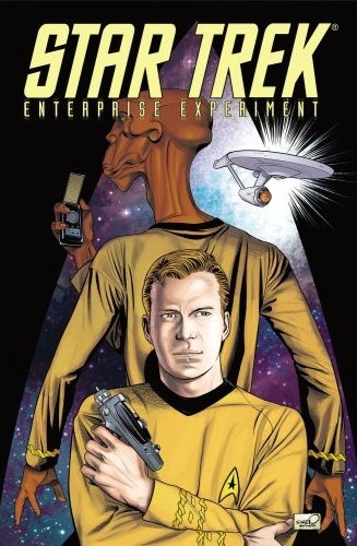 Star Trek: Year Four - The Enterprise Experiment (omnibus)