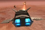 Shuttlepod 1 firing plasma cannons