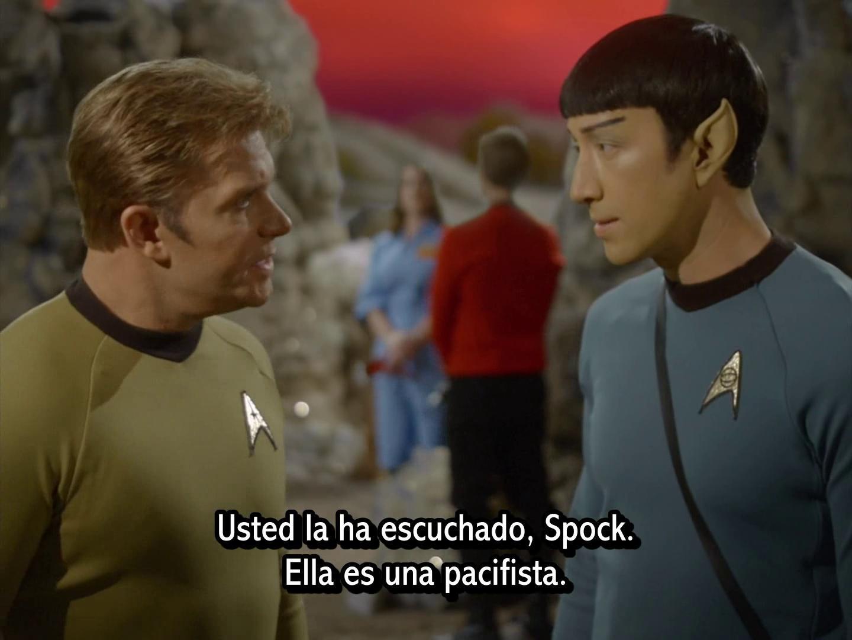 Star Trek Continues - Yendo audazmente (1ª parte) - To Boldly Go I (en español)