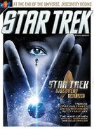 Star Trek Magazine issue 189 cover