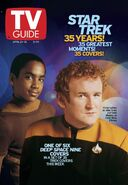 TV Guide cover, 2002-04-20 c12