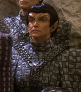 Romulan officer on Vilmor II 1
