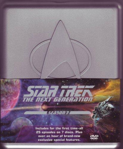 TNG DVD-Box Staffel 7