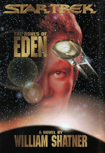 Cover of book 1, The Ashes of Eden