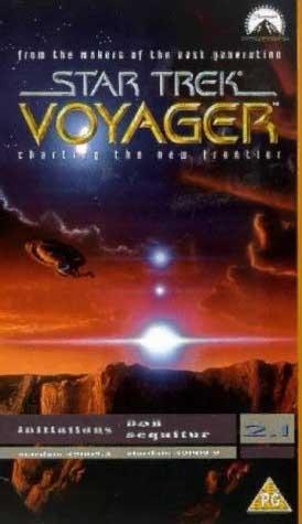 VOY Season 2 UK VHS