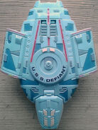 Innerspace S2 USS Defiant