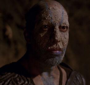 Jamin, a male Novan in 2151