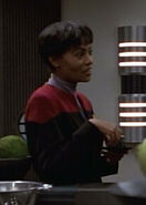 USS Voyager cmd officer 2, mess hall