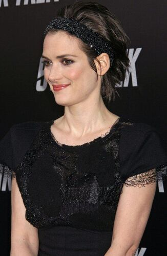 At the 2009 premiere of Star Trek
