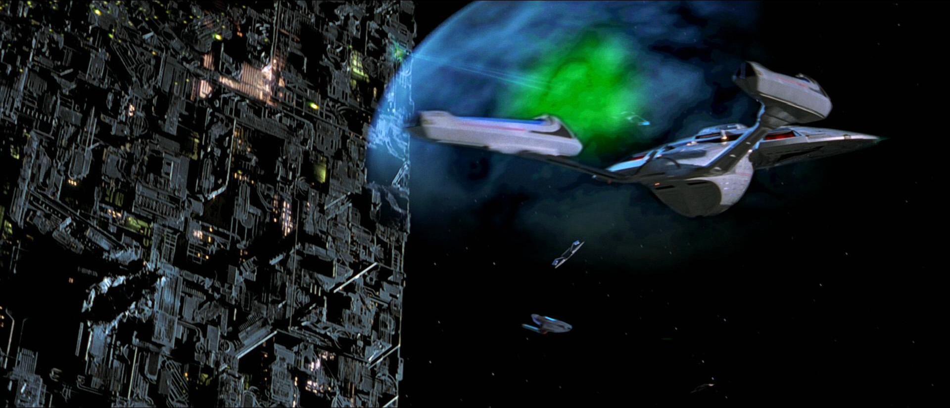 Borg-Invasion (2373)