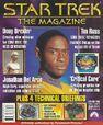 Star Trek The Magazine volume 1 issue 21 cover