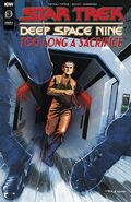 Too Long a Sacrifice issue 3 cover A