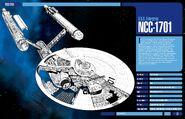 USS Enterprise Owners Workshop Manual pp. 36-37 spread