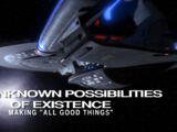 "The Unknown Possibilities of Existence: Making ""All Good Things"""