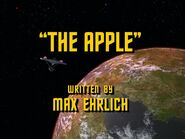 2x09 The Apple title card