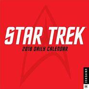 Star Trek Daily 2018