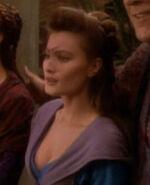 Bajoran gift girl 3