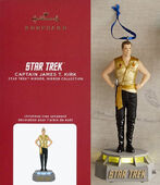 Hallmark 2020 Mirror Mirror Kirk Storytellers ornament
