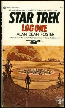 Cover of Star Trek Log 1
