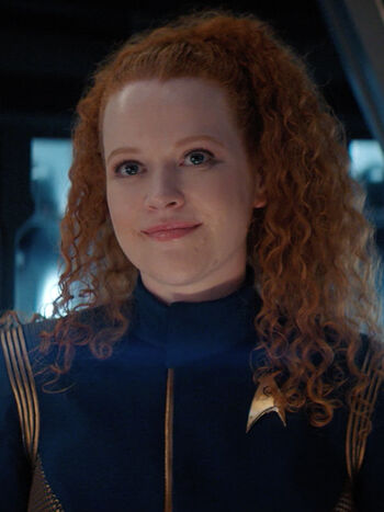 Ensign Sylvia Tilly
