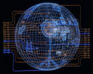 Borg sphere graphic