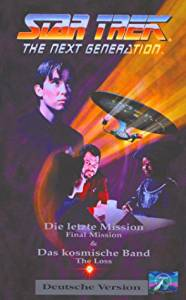 Die letzte Mission – Das kosmische Band