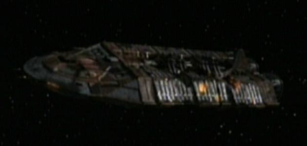 Mislenite freighter
