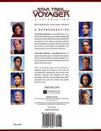 Star Trek Voyager A Celebration back cover