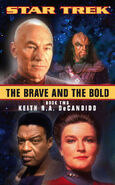 The Brave and the Bold, Book Two cover