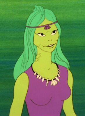 An Aquan female