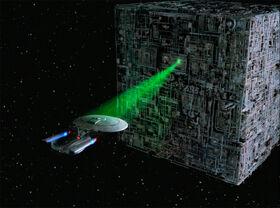 Borg cube tractors Enterprise-D.jpg