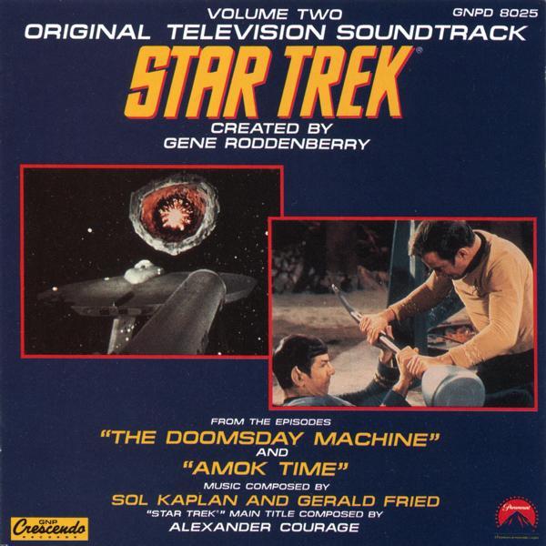 Star Trek: Original Television Soundtrack – Volume Two